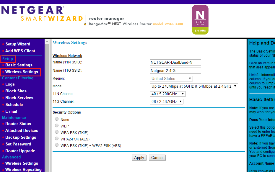 How to Change Wi-Fi Password NETGEAR