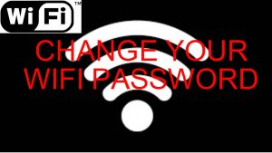 How to Change Comcast Wi-Fi Password