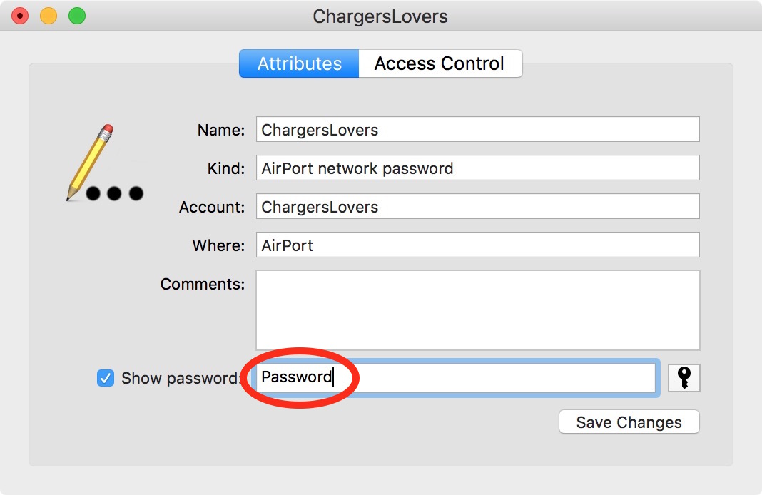 How to Change Wi-Fi Password on MAC