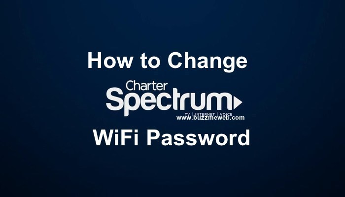 How to Change Wi-Fi Password Spectrum
